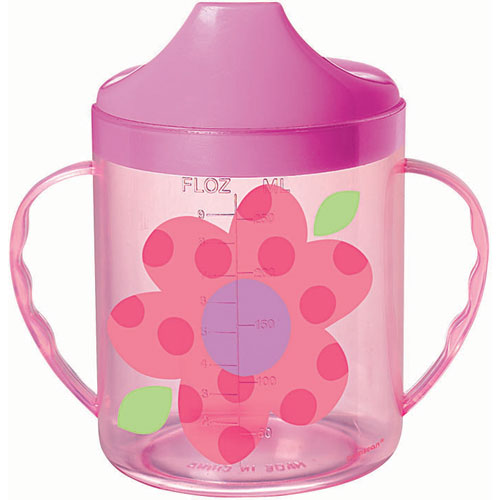 1st Birthday Girl Sippy Cup