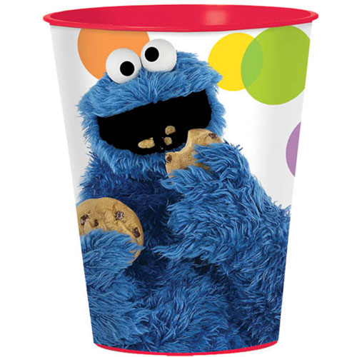 Sesame Street Party 16oz Favor Cup