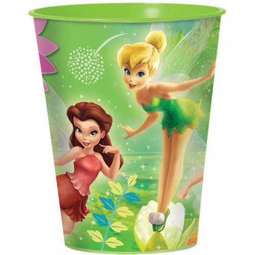Tinker Bell and Fairies 16oz Favor Cup