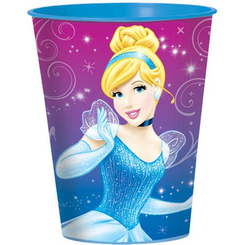 Cinderella Sparkle 16oz Favor Cup