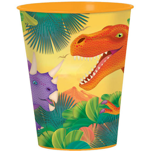 Prehistoric Party 16oz Favor Cup
