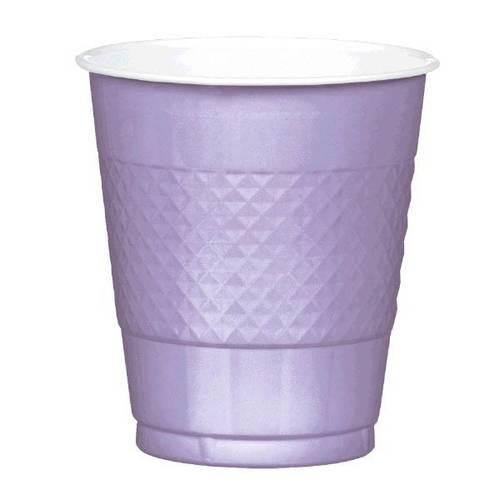 Lavender 12oz Plastic Cups (20ct)