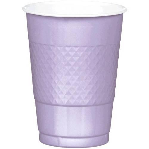Lavender 16oz Plastic Cups (20ct)