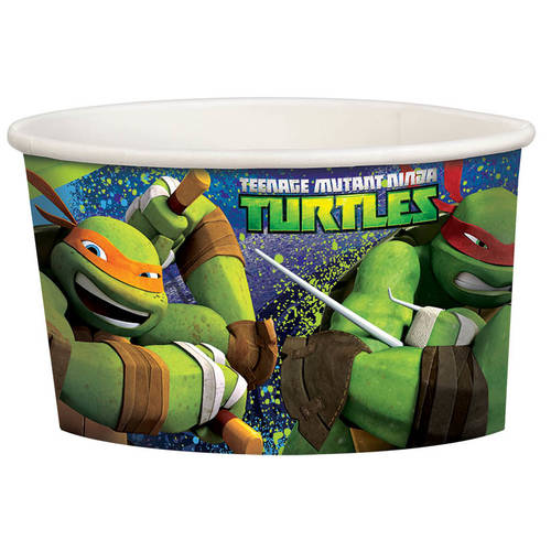 Teenage Mutant Ninja Turtles 9.5oz Paper Treat Cups (8ct)