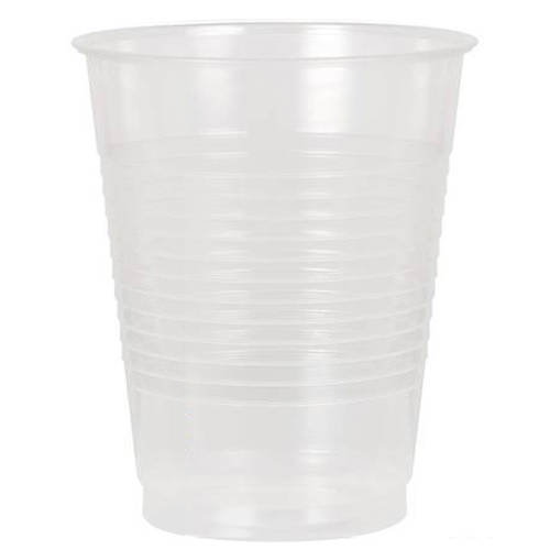 Clear 12oz Plastic Cups (50ct)