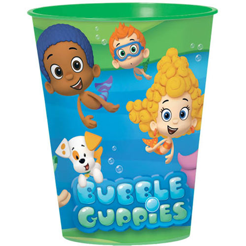 Bubble Guppies 16oz Favor Cup