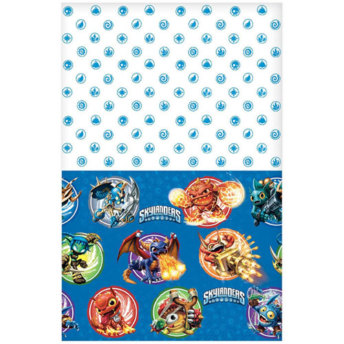 Skylanders Plastic Table Cover