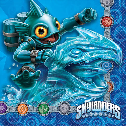 Skylanders Beverage Napkins (16ct)