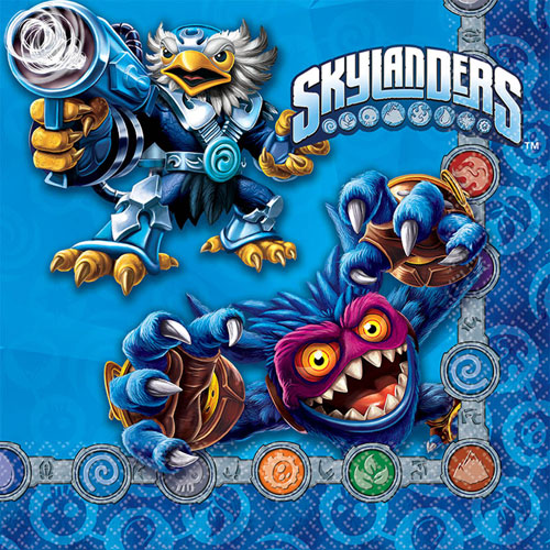 Skylanders Luncheon Napkins (16ct)