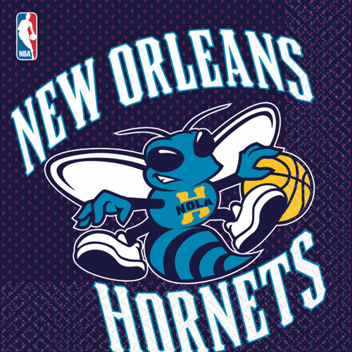 New Orleans Hornets Luncheon Napkins (16ct)