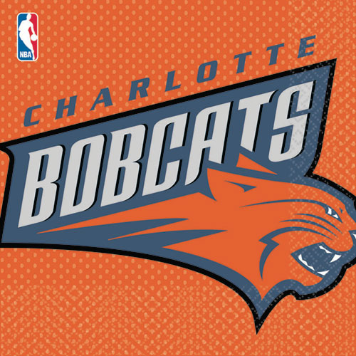 Charlotte Bobcats Luncheon Napkins (16ct)