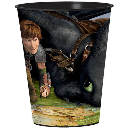 How To Train Your Dragon 2 Favor Cup