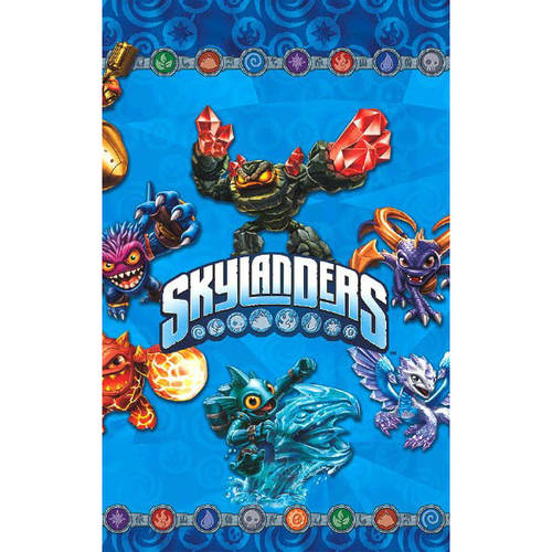 Skylanders Evergreen Tablecover