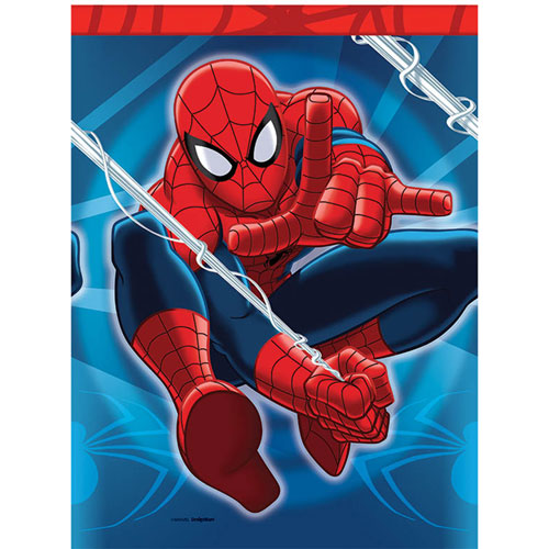 Ultimate Spider-Man Plastic Table Cover