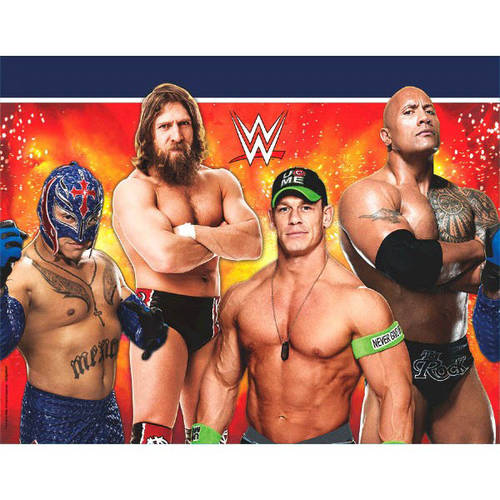 WWE Party Tablecover
