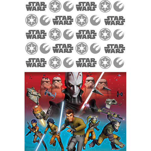 Star Wars Rebels Tablecover