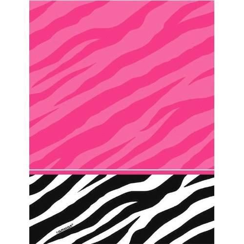Zebra Party Tablecover