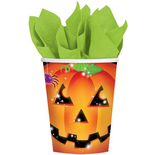 Perfect Pumpkin 9oz Paper Cups (8ct)