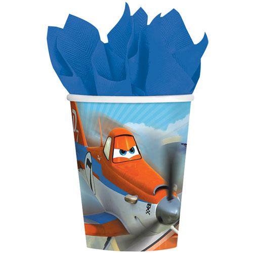 Disney's Planes 9oz Paper Cups (8ct)