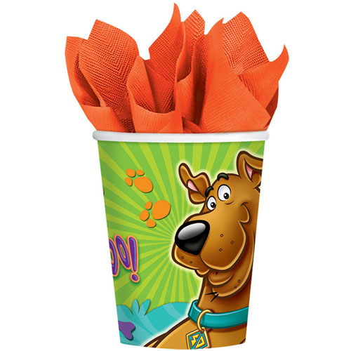 Scooby-Doo 9oz Paper Cups (8ct)
