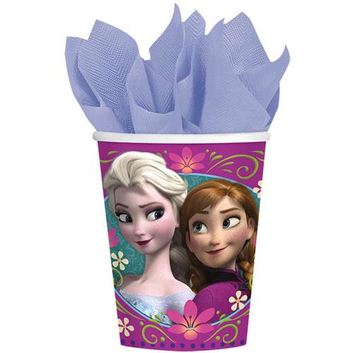 Disney's Frozen 9oz Paper Cups (8ct)