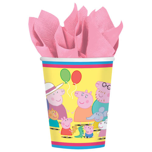 Peppa Pig 9oz Cups (8ct)