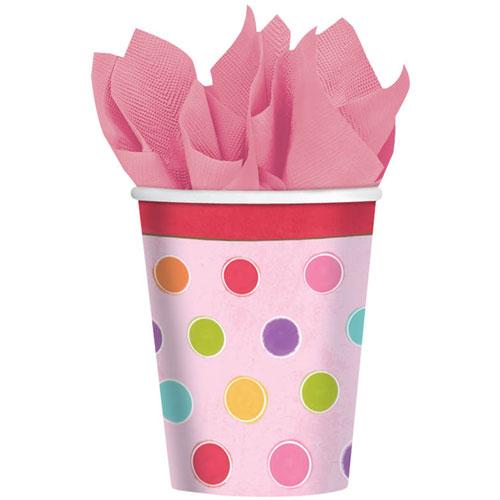 Sweet Stuff 9oz Cups (8ct)