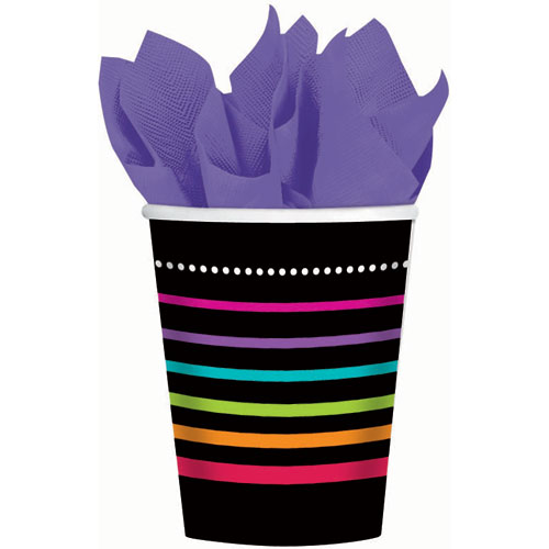 Party On Celebration 9oz Cups (8ct)