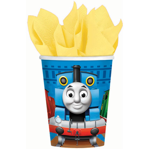 Thomas The Tank 9oz Paper Cups (8ct)