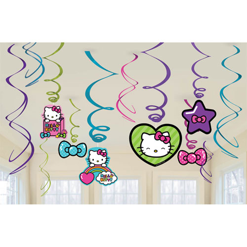 Hello Kitty Rainbow Swirl Value Pack