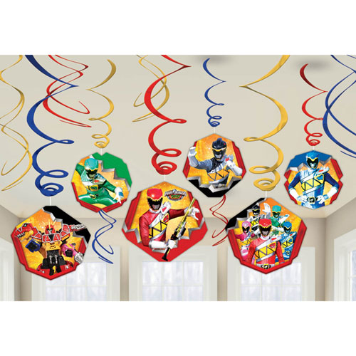 Power Ranger Dino Charge Swirl Value Pack