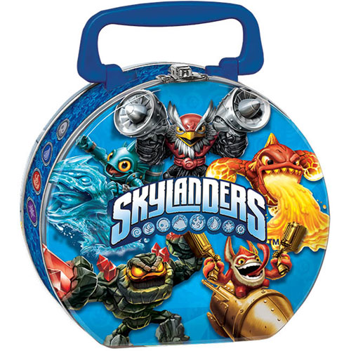 Skylanders Metal Favor Box