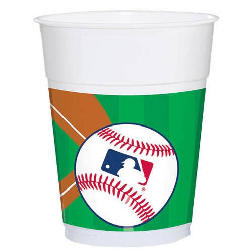 Rawlings Baseball 16oz Plastic Cups (25ct)