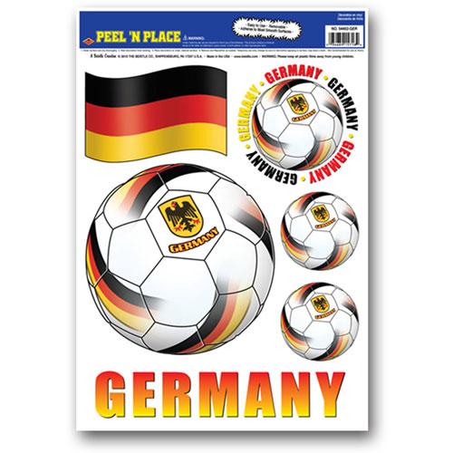 Peel 'N Place - Germany