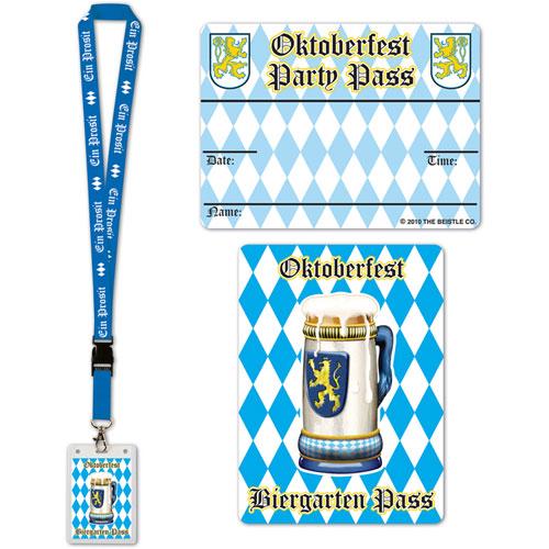 Oktoberfest Party Pass