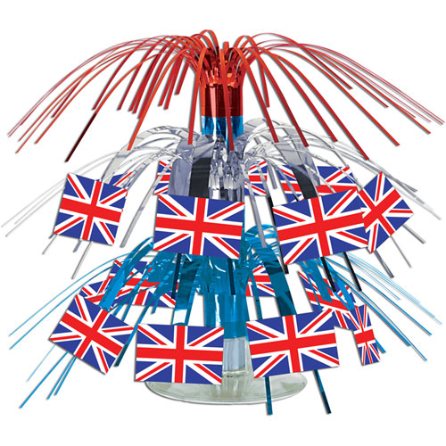 British Flag Centerpiece