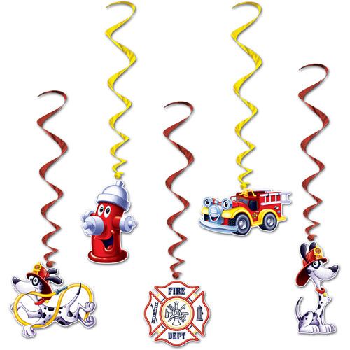 Fire Station Whirls