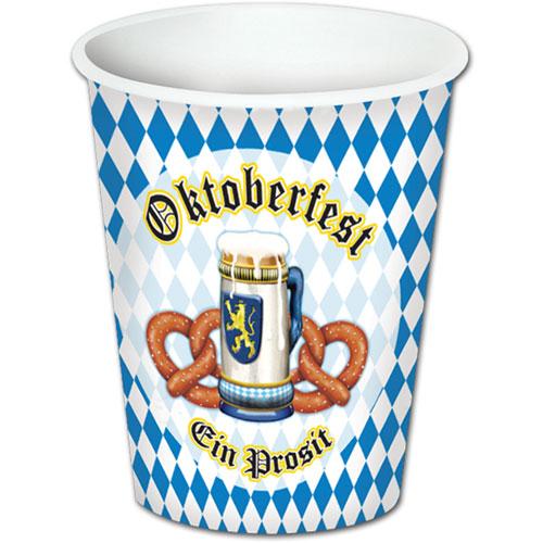 Oktoberfest Beverage Cups