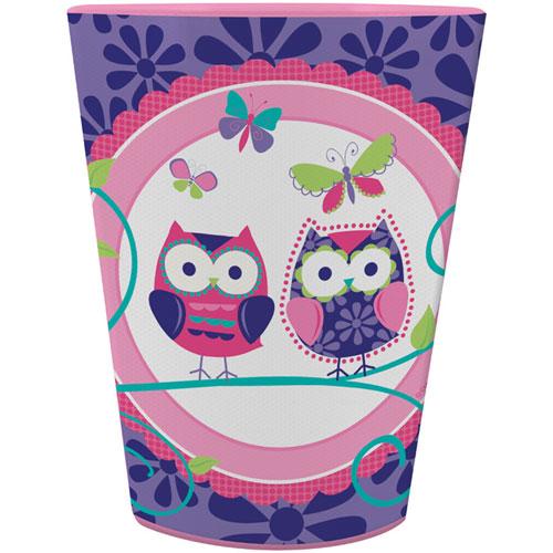 Owl Pal Birthday 16 Oz Plastic Keepsake Cup