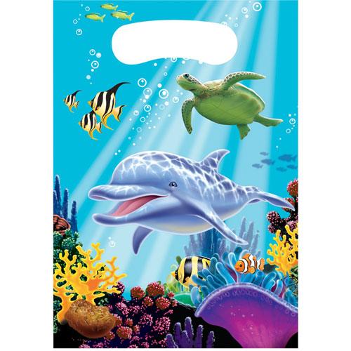 Ocean Party Loot Bags