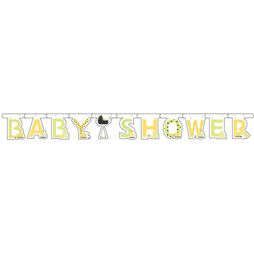 Stroller Fun Jointed Banner