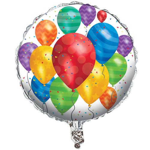 """Balloon Blast 18"""" Foil Balloon"""