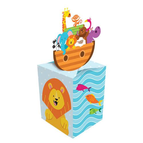 Noah's Ark Favor Boxes (8 ct)