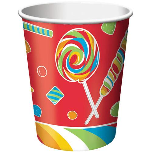 Sugar Buzz 9oz Cups (8ct)