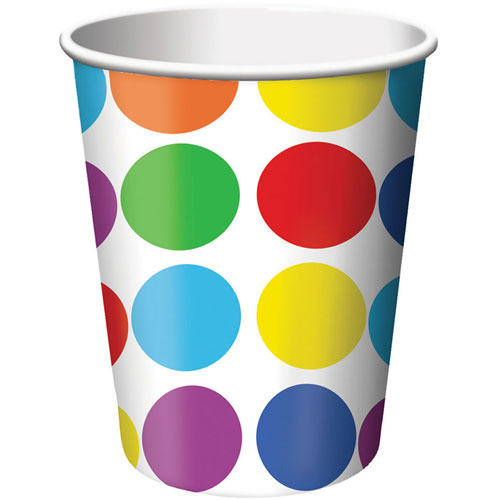 Let's Have A Party! 9oz Cups (8ct)
