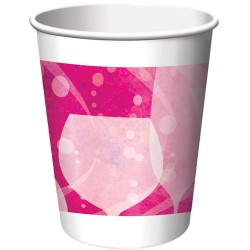 Fabulous Birthday 9oz Cups (8ct)