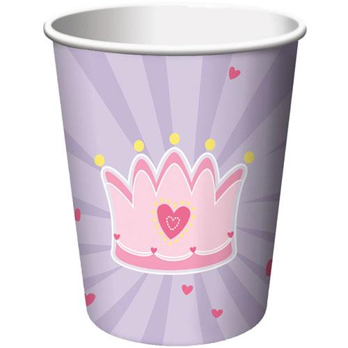 Fairytale Princess 9oz Cups (8ct)