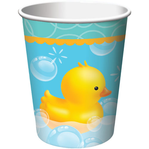 Bubble Bath 9oz Paper Cups (8ct)
