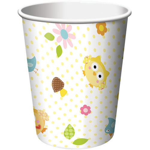 Happi Tree 9oz Cups (8ct)