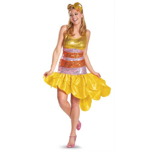 Big Bird Glam Costume Womens M (8-10)